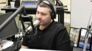 Robert in Studio