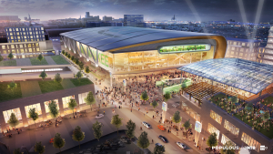 New Bucks Stadium