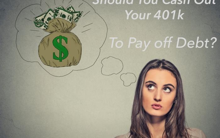 401k Cash Out