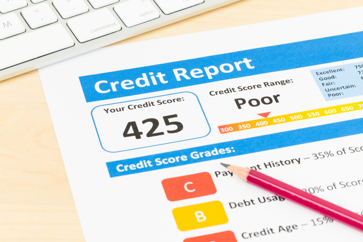 Removing medical collections from credit scores