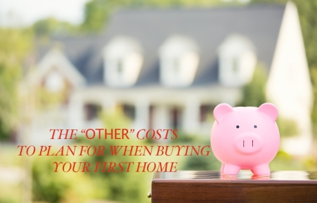 Extra Costs Buying a Home