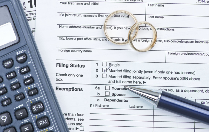 Should Married Couples File Taxes Separate or Together?
