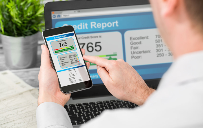 Should you be afraid to check your credit score?