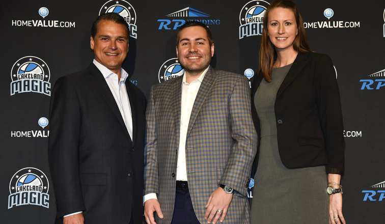 Lakeland Magic's Home Arena Gets a New Name The RP Funding Center